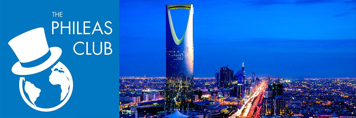 The Phileas Club 60 – Special: A Day in Riyadh
