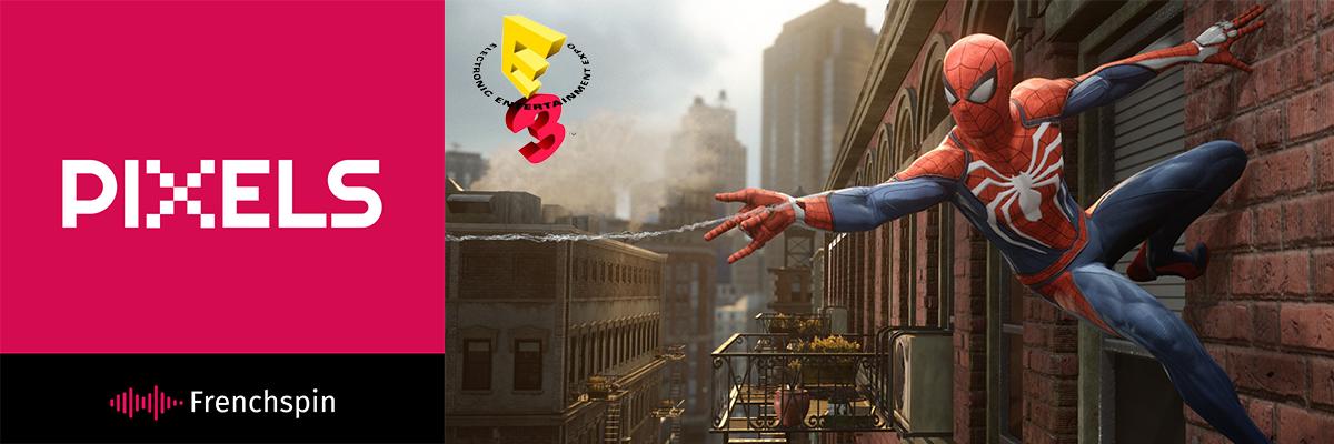 Pixels 61 – Booxels E3 2017