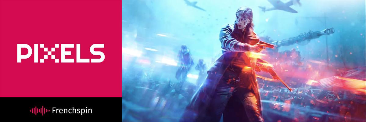 Pixels 84 – Battlefield of Duty