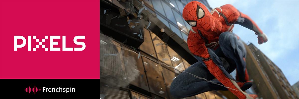Pixels 92 – Spider-Man is Amazing