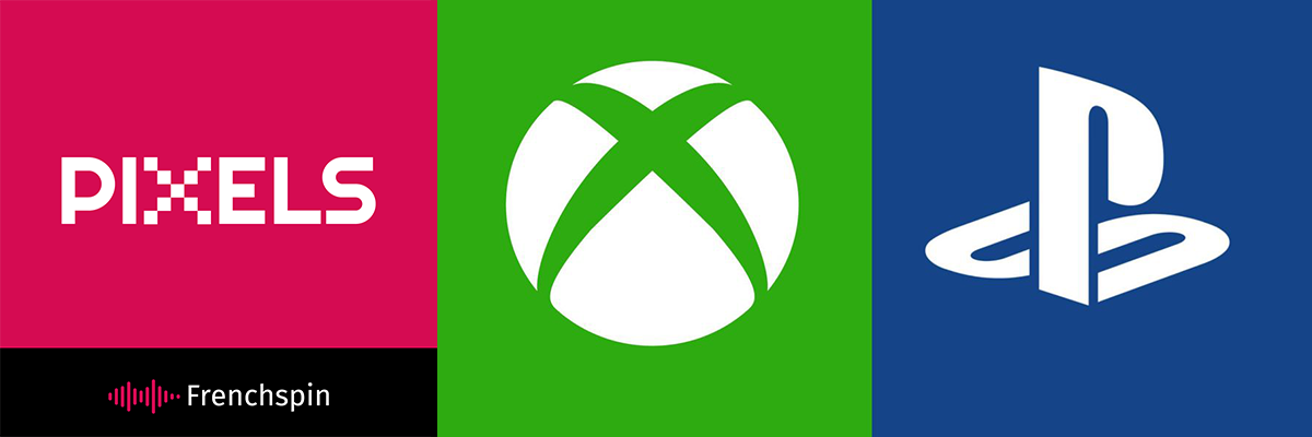 Pixels 111 – Sony <3 Microsoft