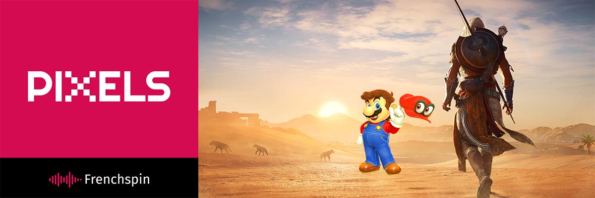Pixels 70 – Super Mario's Creed
